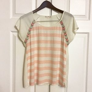 Skies are Blue for Stitch Fix Tee